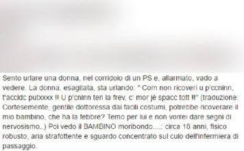 """Dal Gruppo Fb """"Strafalcioni dei Pazienti"""""""