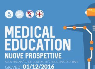 """""""Medical Education - Nuove Prospettive"""" - Congresso 1 Dicembre 2016 - Policlinico di Bari"""