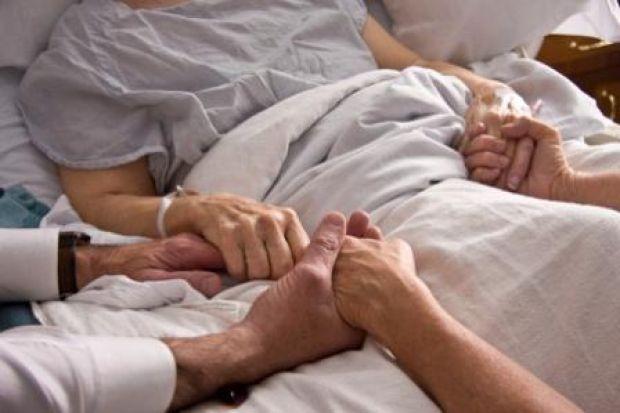 Treviso: sedazione pronfonda per malato di SLA