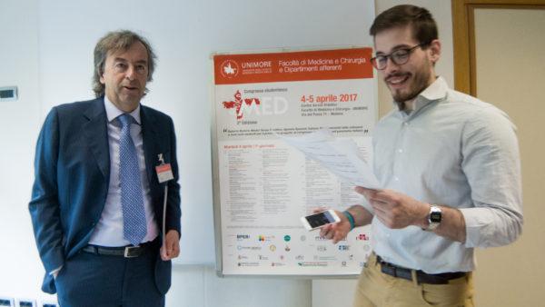 Burioni domenico posa vaccini congresso moremed