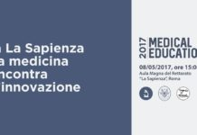 Medical Education roma la sapienza medicina convegno