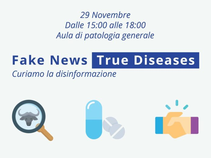 Fake news true diseases Convegno La sapienza Universita di Roma