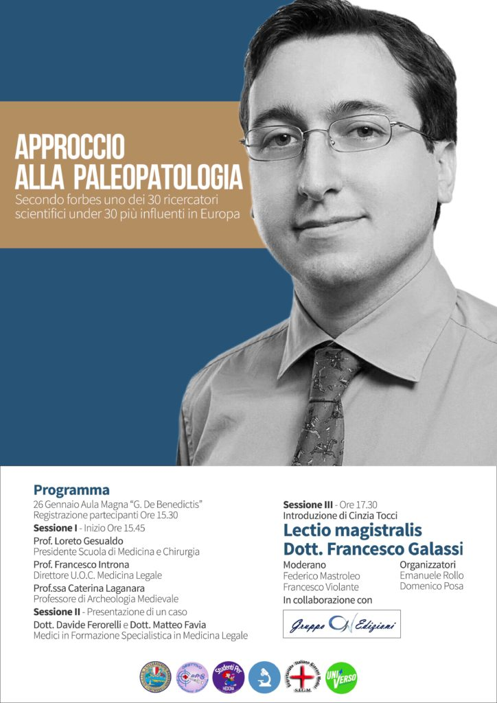 Locandina Congresso Dott. Francesco M. Galassi