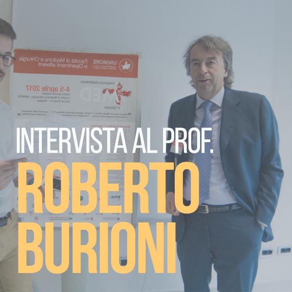 Burioni intervista Domenico Posa