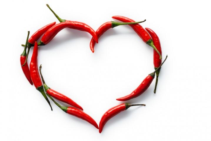 Niente ipertensione se mangi piccante - La Medicina in uno..