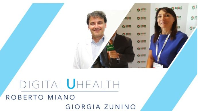 Roberto Miano Giorgia Zunino DigitalUHealth