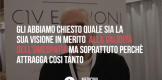 Silvio Garattini Omeopatia