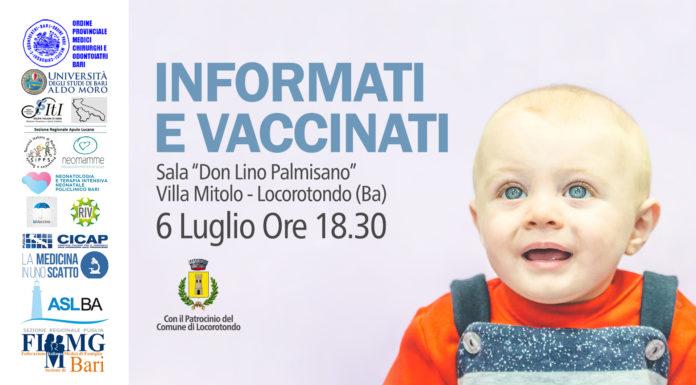 Informati e Vaccinati Head